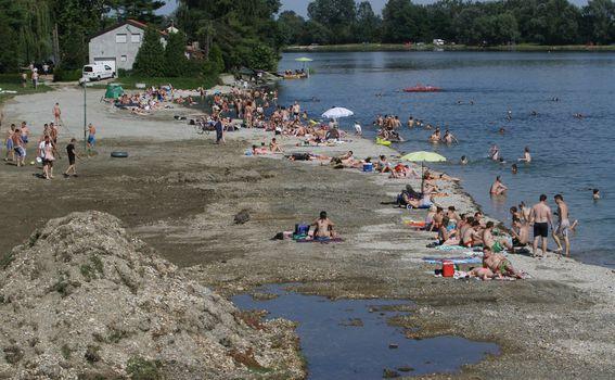 Jezero Šoderica, Koprivnica