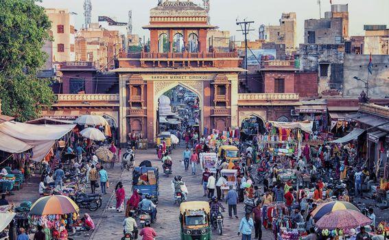 Indijska tržnica