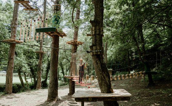 Adrenalinski park Duboka