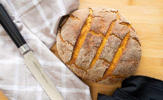 Težački kukuruzni kruh