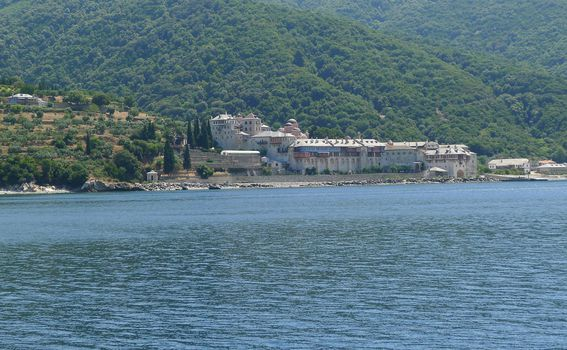 Manastiri na Mount Athosu
