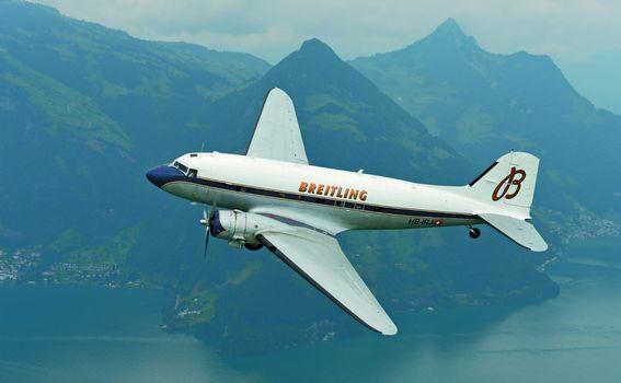 Breitling DC-3 - 5