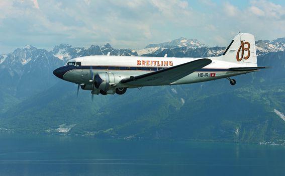 Breitling DC-3 - 7