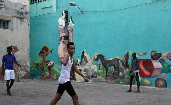 Havana, Kuba - 2