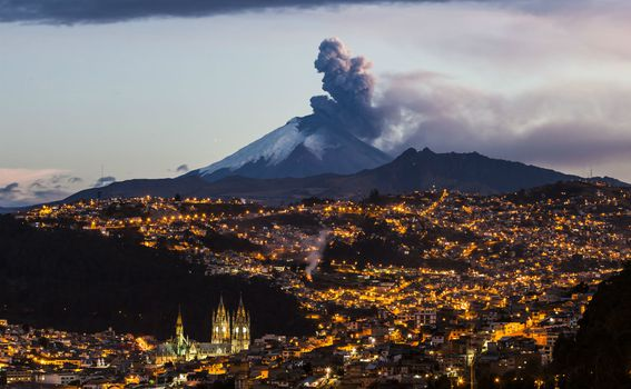 Vulkan Cotopaxi - 5