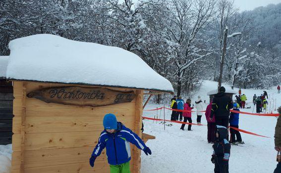 Skijanje na Hrastovačkoj gori - 3