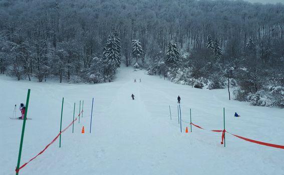 Skijanje na Hrastovačkoj gori - 6