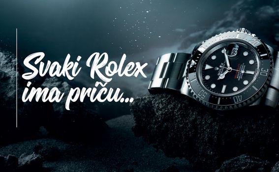 Svaki Rolex ima priču - 2