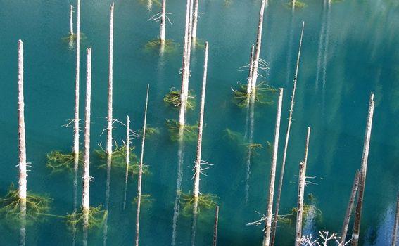 Jezero Kaindy - 6