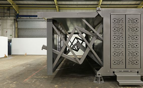 Ten Fold sklopivi objekti - 5