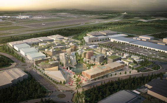 Novi aerodrom u Oslu - 4