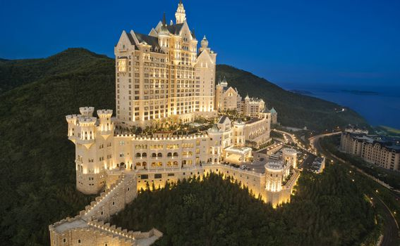 The Castle Hotel, a Luxury Collection Hotel, Dalian – Dalian, Kina