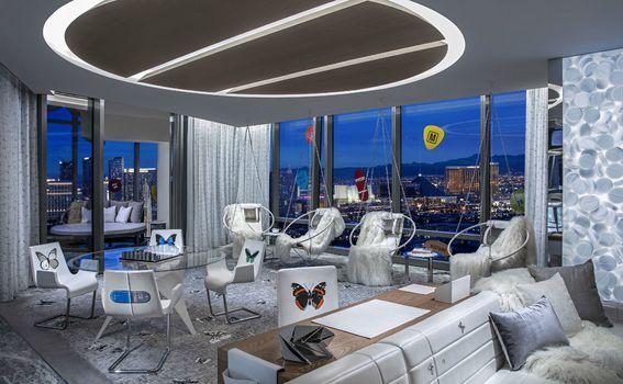 Najskuplja hotelska soba na svijetu, Las Vegas - 2