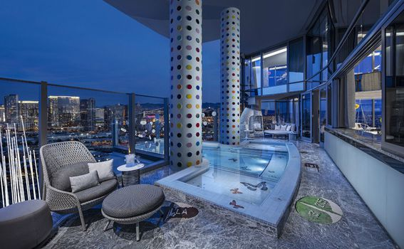 Najskuplja hotelska soba na svijetu, Las Vegas - 3