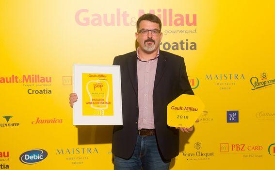 Gault&Millau Croatia 2019. - 2