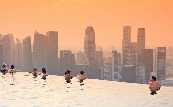 Marina Bay Sands u Singapuru