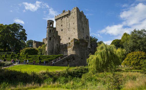 Blarney kamen, Irska