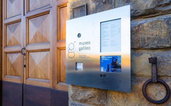 Galilejev muzej u Firenzi