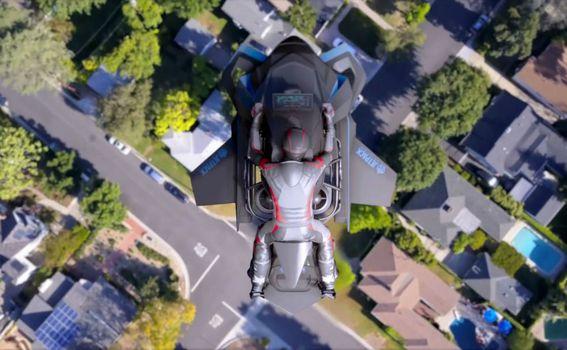 The Speeder leteći motor - 5
