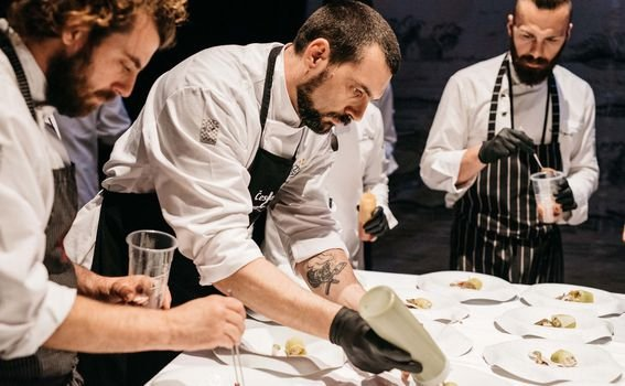 Chefs' Stage