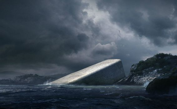 Podvodni restoran Under, Norveška - 4