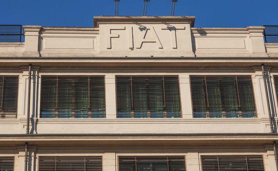 Fiatova tvornica u Torinu - 2