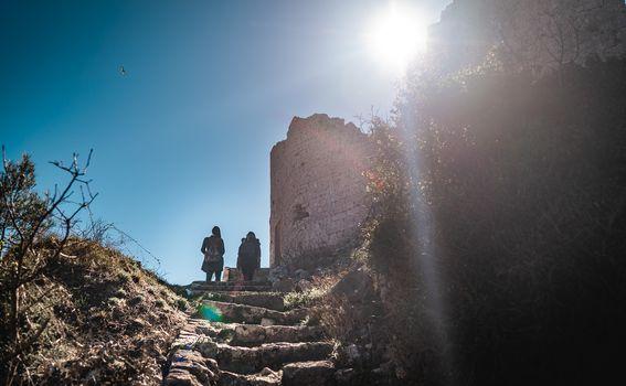Ugljan, tvrđava sv.Mihovila