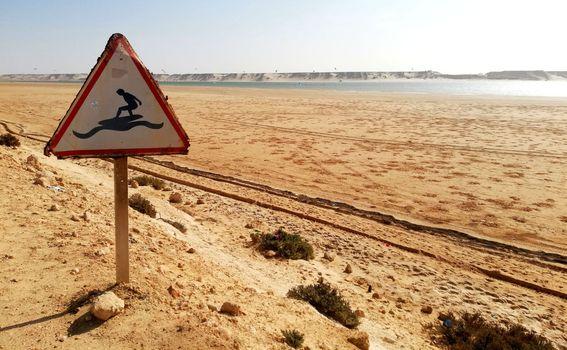 Goran u Zapadnoj Sahari