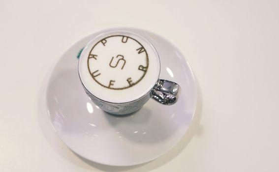 Umjetnost na kavi samo za nas!