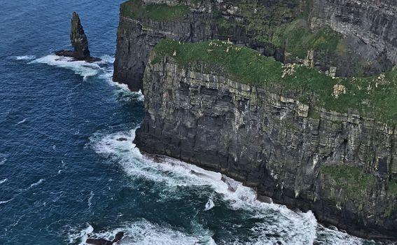 Cliffs of Moher - 12