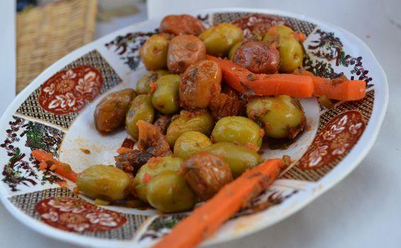 Ulična hrana u Marakešu - 12
