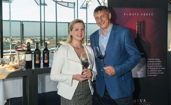 Wendy van der Schrick i Gordan Mohor predstavili vina dalekih zemalja grupacije Moët Hennessy