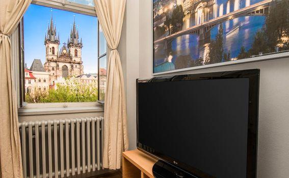 Je li ovo stan s najboljim pogledom na Prag? - 9