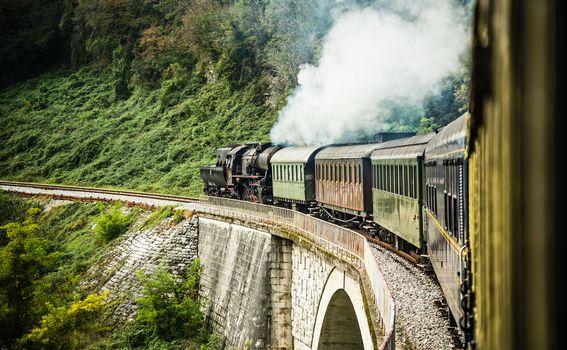 Vlak - 1