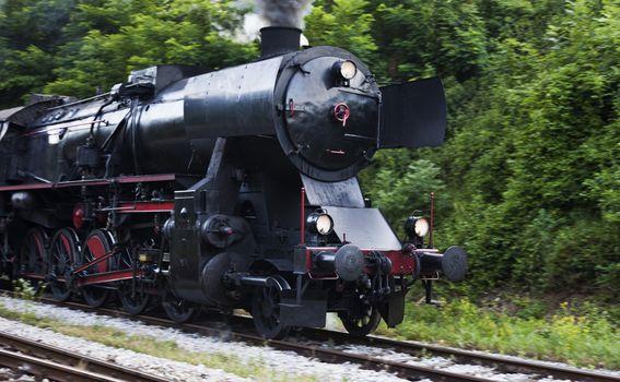 Vlak - 4