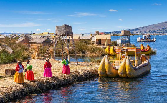 Jezero Titicaca - 1