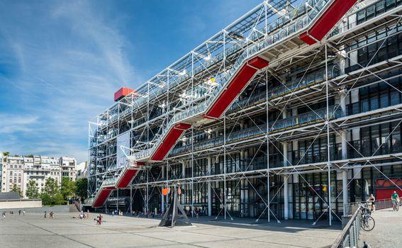20. Nacionalni centar umjetnosti i kulture Georges Pompidou