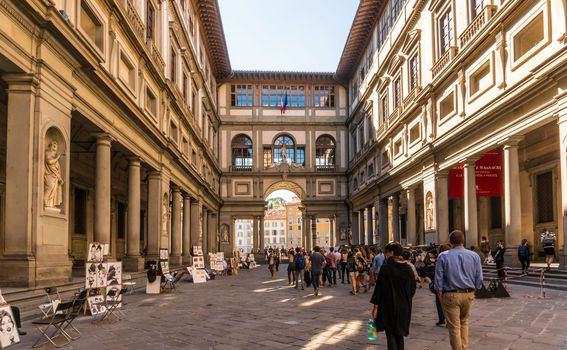 Galerija Uffizi