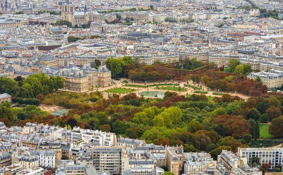 Luksemburški vrt, Pariz