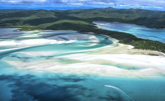 Plaža Whitehaven, Australija - 3