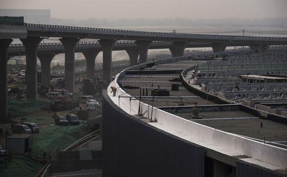 Međunarodna zračna luka Beijing Daxing - 1
