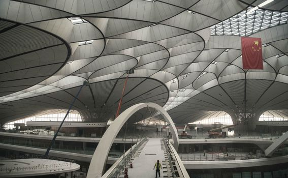 Međunarodna zračna luka Beijing Daxing - 2