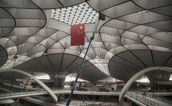 Međunarodna zračna luka Beijing Daxing - 5