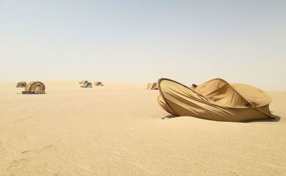 Nakon pustinjske oluje