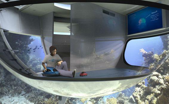 Neidentificirani plutajući objekt - 1