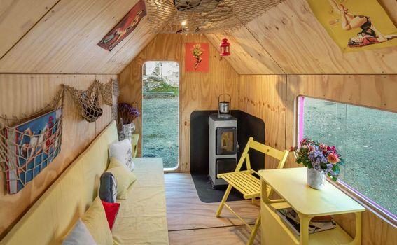Kućica Magenta Pin-Up Houses - 4
