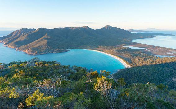 Nacionalni park Freycinet smjestio se na otoku Tasmanija