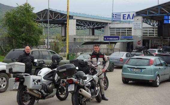 Grčka granica
