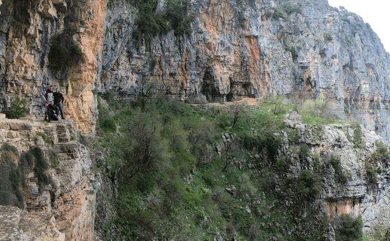 Trojac u kanjonu