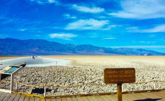 Dolina smrti, Kalifornija, SAD - 4